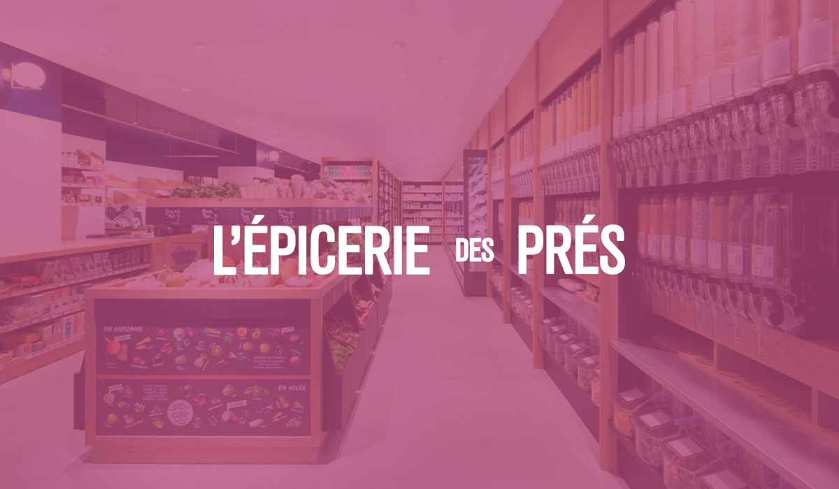 L'Epicerie des pres customer case